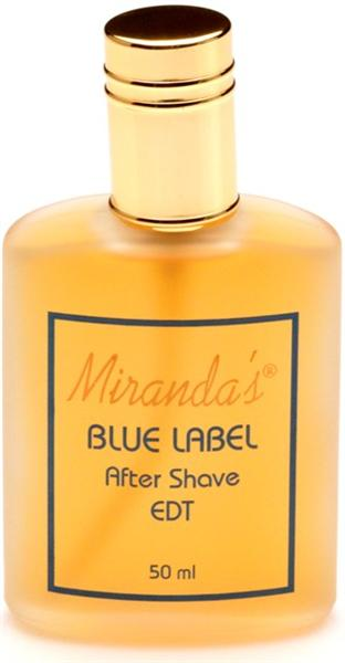 Blue Lable After shave